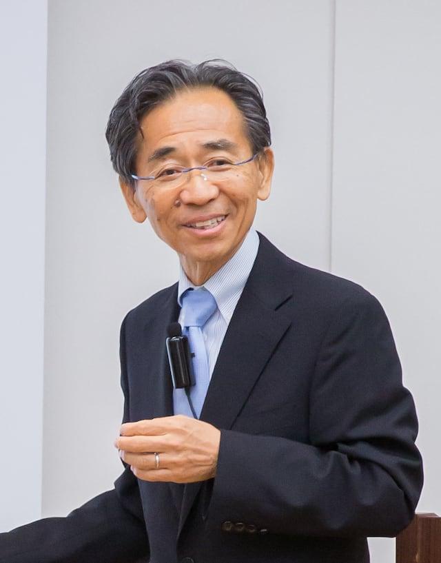 写真:表取締役 副社長副社長執行役員 鈴木洋一様